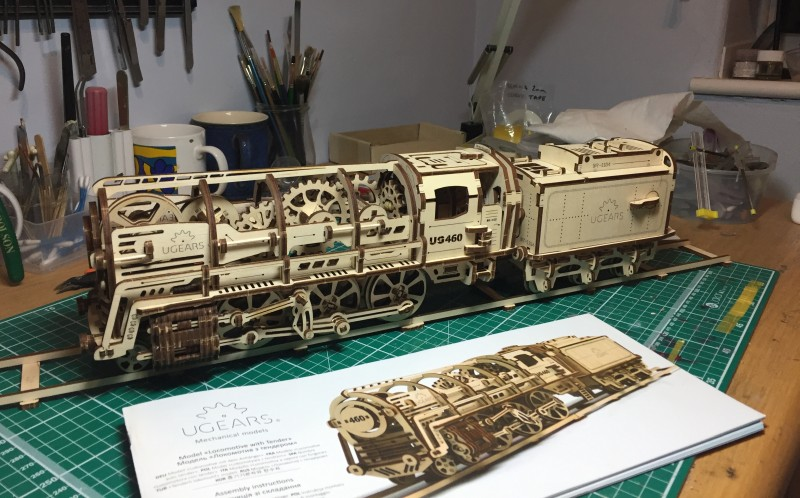 The Unofficial Airfix Modellers' Forum • View topic - James